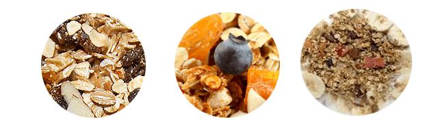domowe muesli pomysły przepisy na zdrowe śniadanie niskokaloryczne granola