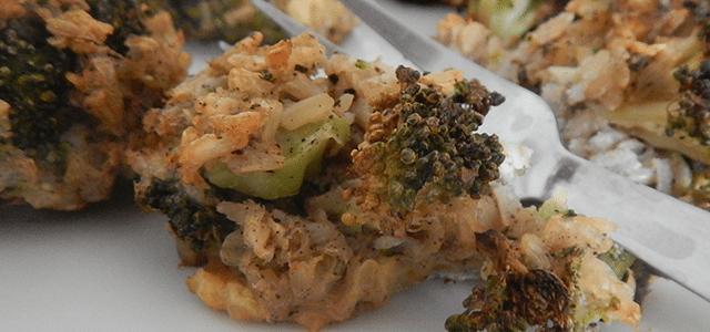 mufffiny z brokułami, zdrowy, tani, obiad, dietetyczny, dieta