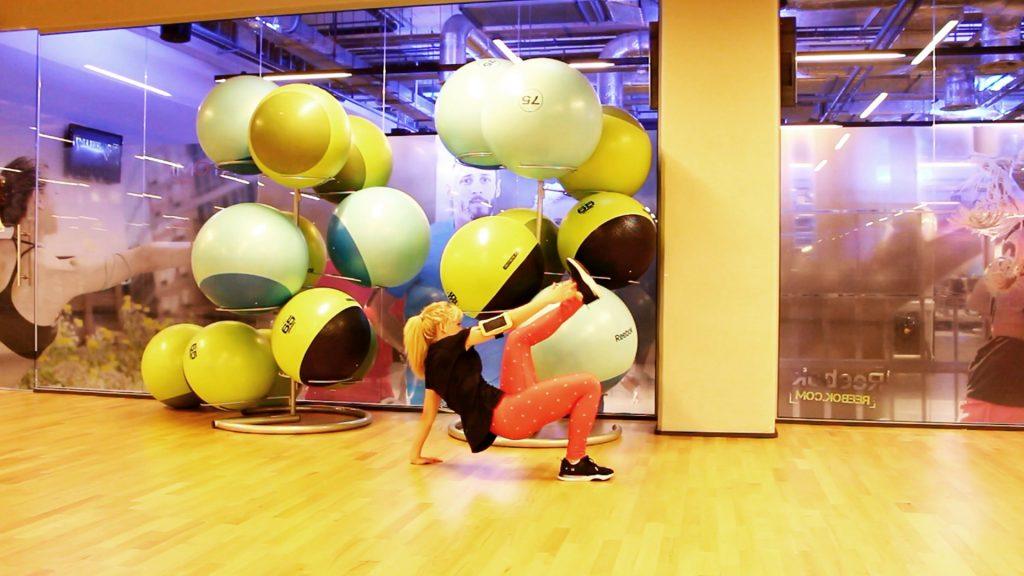 mocny trening spalający tłuszcz codziennie fit