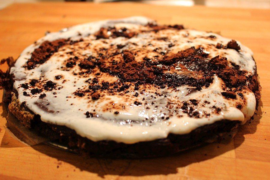 dietetyczne ciasto, czekoladowe ciasto, przepis na ciasto z fasoli, niskokaloryczne desery