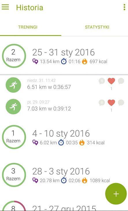 endomondo, fit aplikacje na telefon, fitness aplikacje