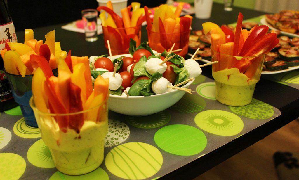 zdrowe porcje warzyw