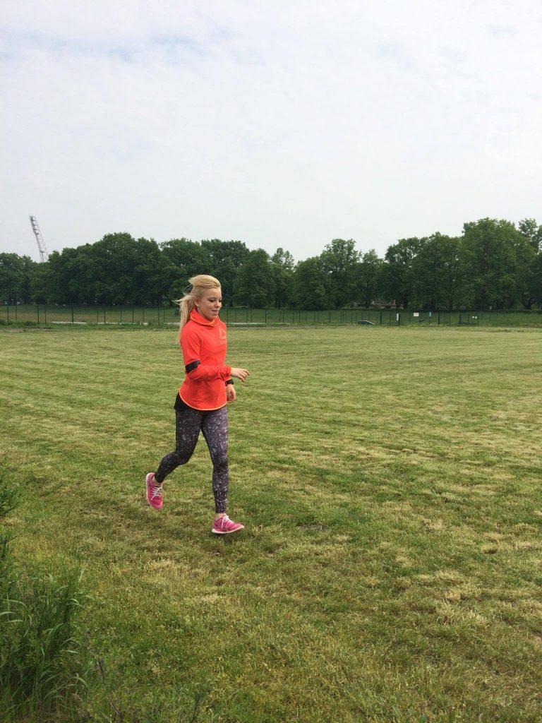 marta hennig bieganie fit dziewczyna