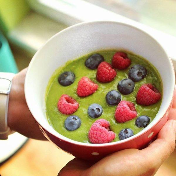 smoothie bowl przepis