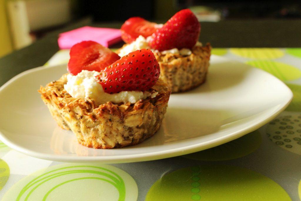 muffinki, co jeść, żeby schudnąć, dietetyczne muffinki