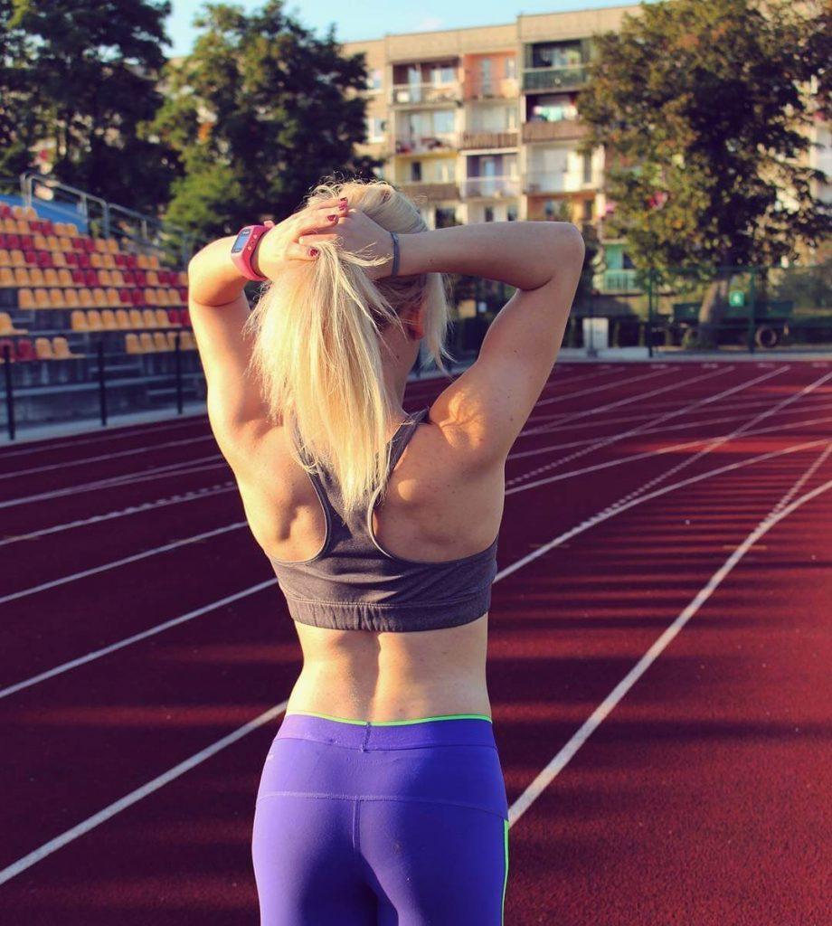 lekkoatletyka, fit dziewczyna, błędy treningowe