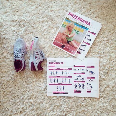 plan treningowy przemiana, ćwiczenia dla początlujących i zaawansowanych