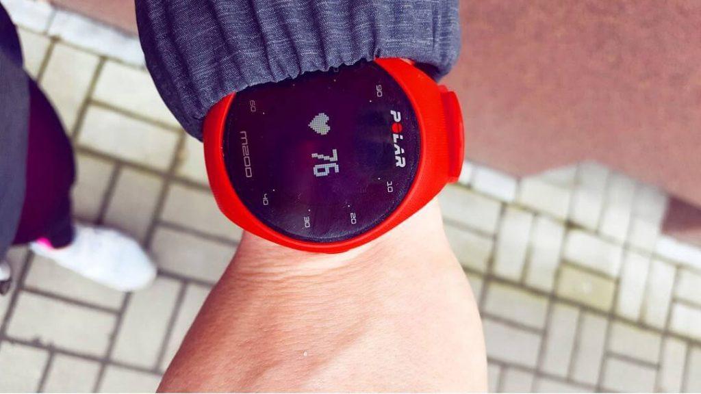 półmaraton - jak sie przygotować? Polar m200 monitor aktywności
