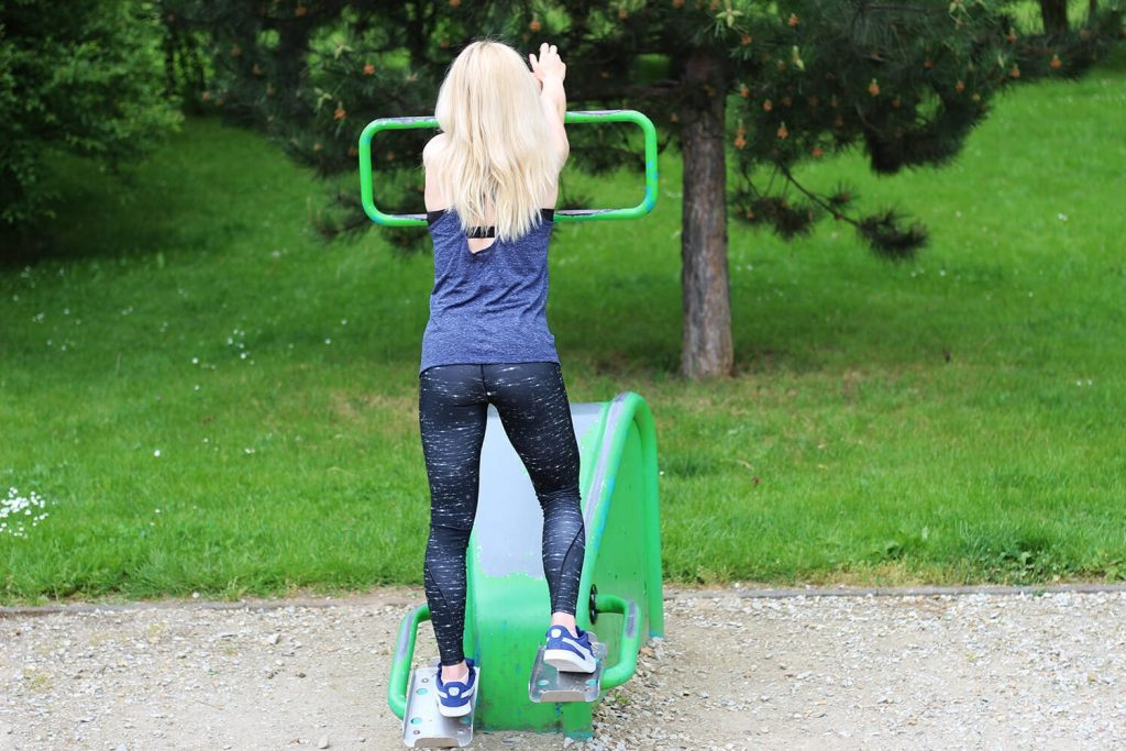 marta hennig, fit dziewczyna, trening w plenerze, zdrowy styl życia - popularne mity