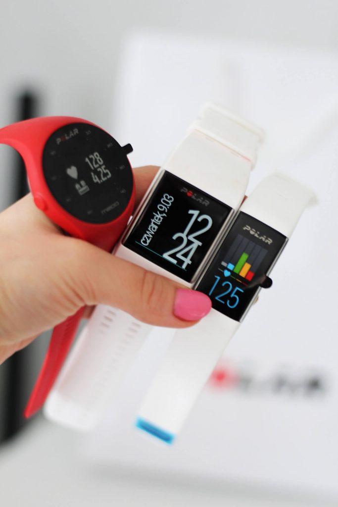 zegarki Polar A360 A300 M200 i M600, jaki monitor aktywności wybrać