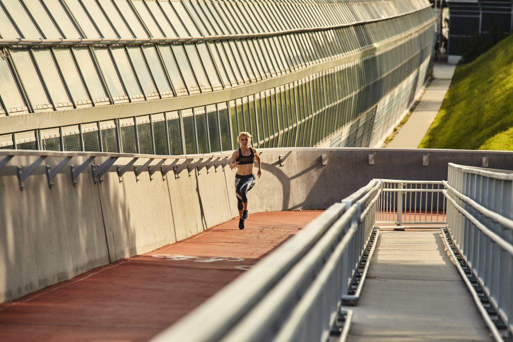Marta Hennig, fit dziewczyna, jak wytrwać w postanowieniach noworocznych, bieganie