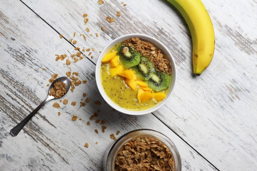 przepis na smoothie bowl