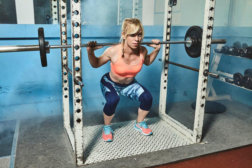 Jak wyrzeźbić i ujędrnić ciało, sposoby na jędrne ciało, Marta Hennig, trening
