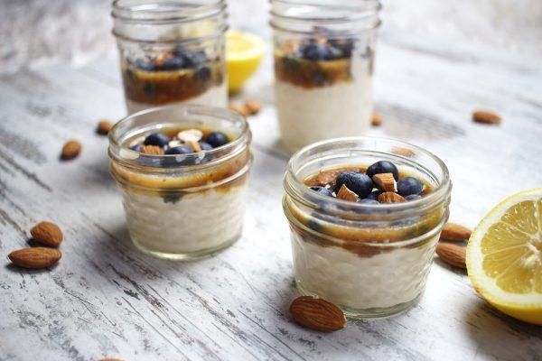 zdrowy deser bez pieczenia
