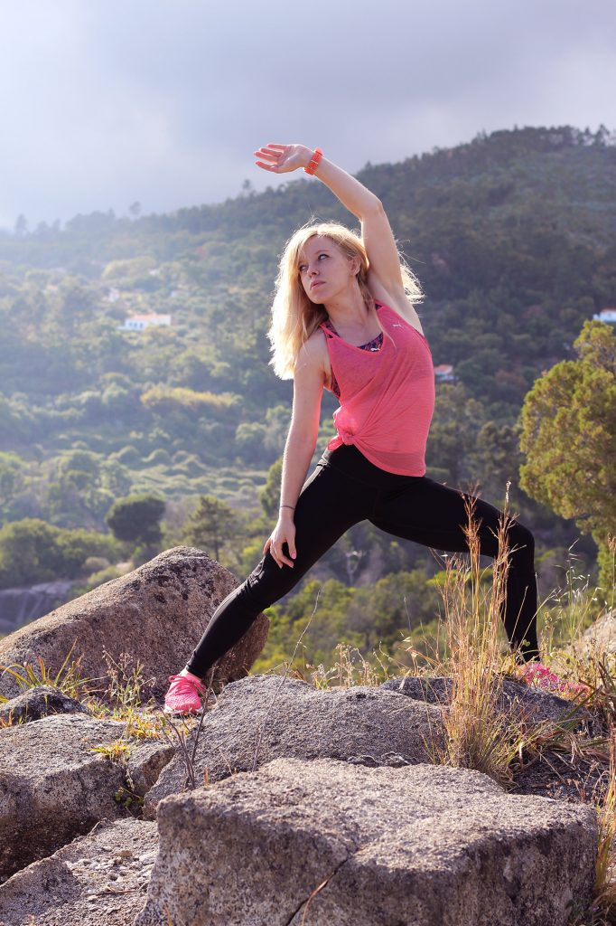 co ćwiczyć podczas urlopu, Marta Hennig, fit dziewczyna