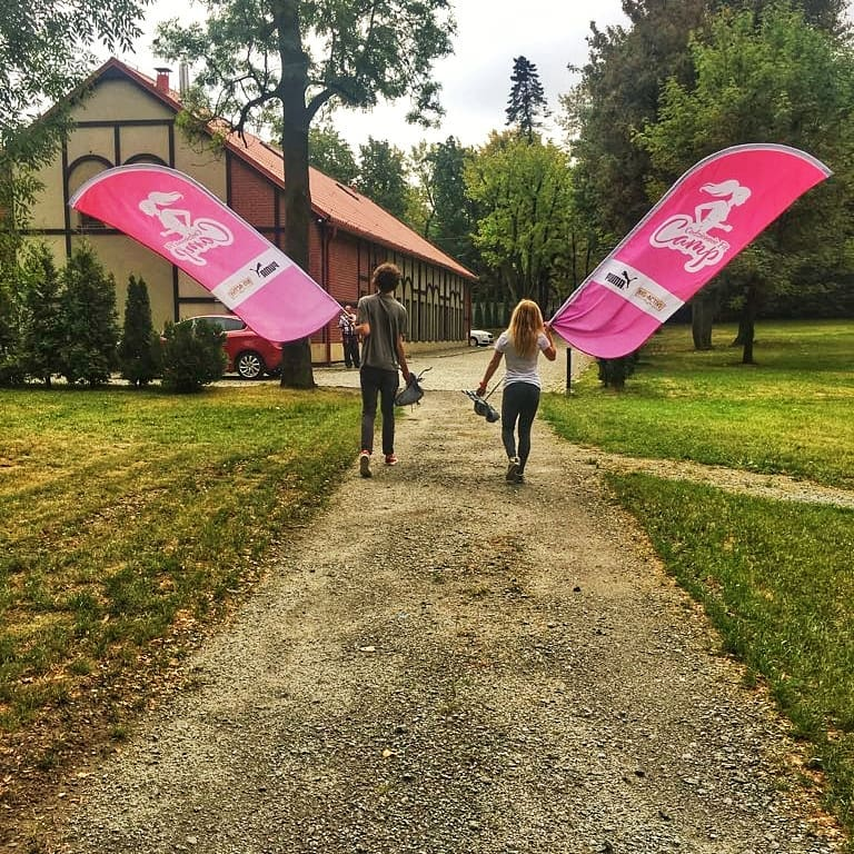 Codziennie Fit Camp powered by Puma - relacja