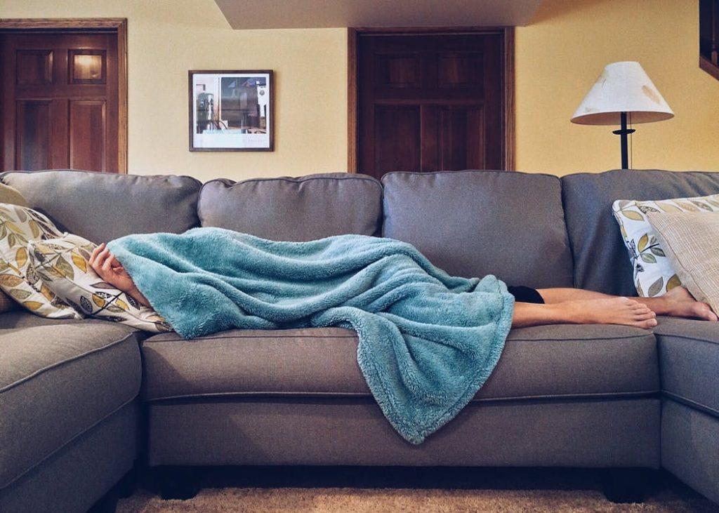 Czy można ćwiczyć podczas przeziębienia