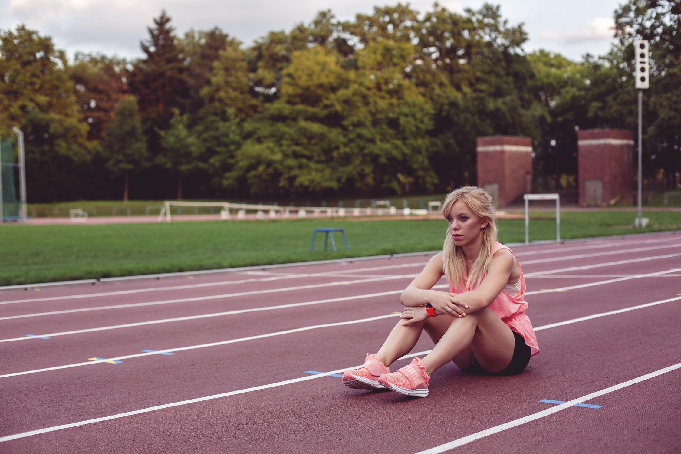 trening interwałowy, brak efektów diety i ćwiczeń