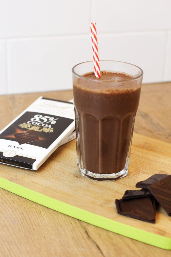 shake czekoladowy
