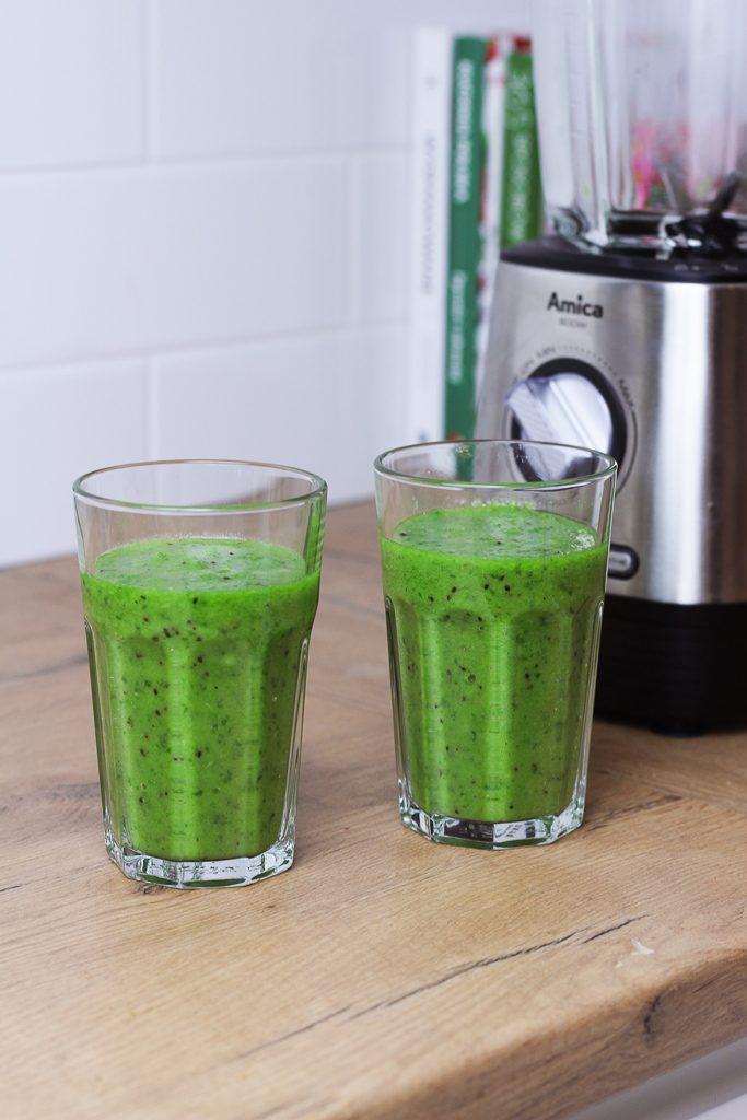przepis na zielone smoothie