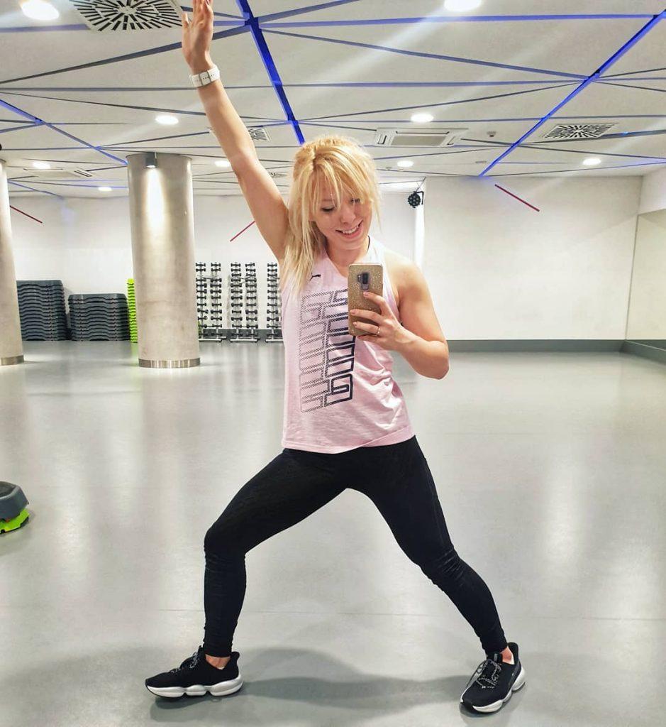 marta hennig, fit dziewczyna, jak się motywować do treningów