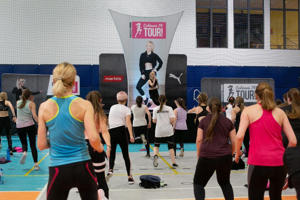 Codziennie Fit Tour Powered by Puma 2019