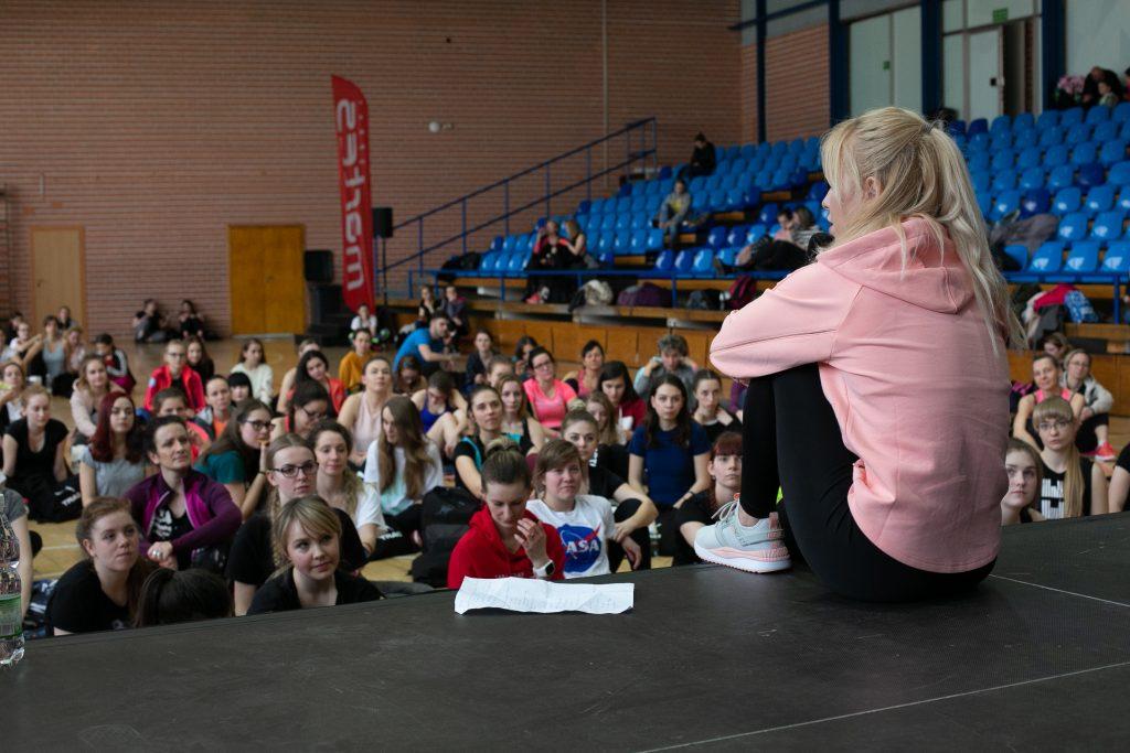 Codziennie Fit Tour, Marta Hennig, wykład