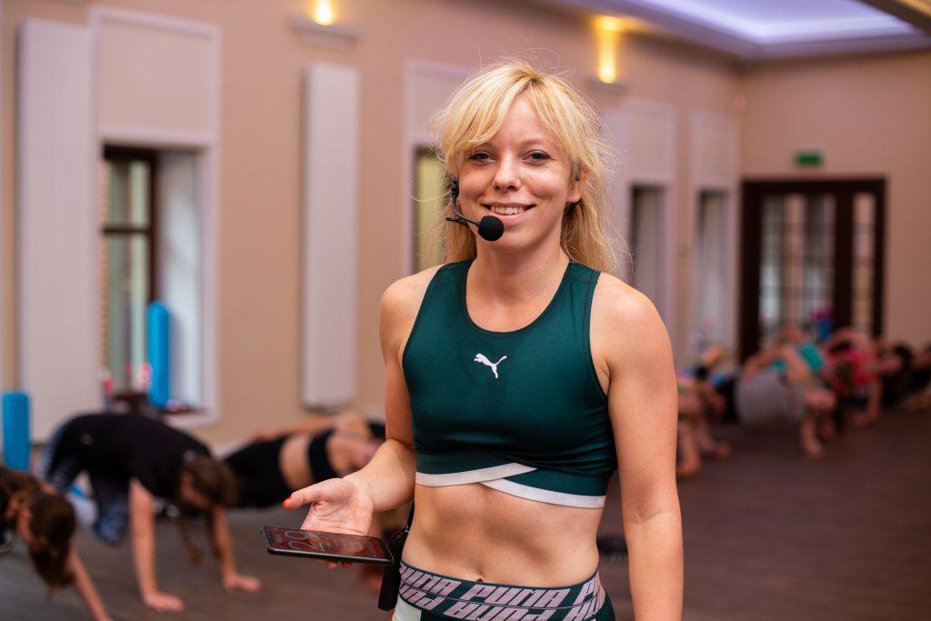 zdrowy tryb życia, Marta Hennig, Codziennie Fit Camp
