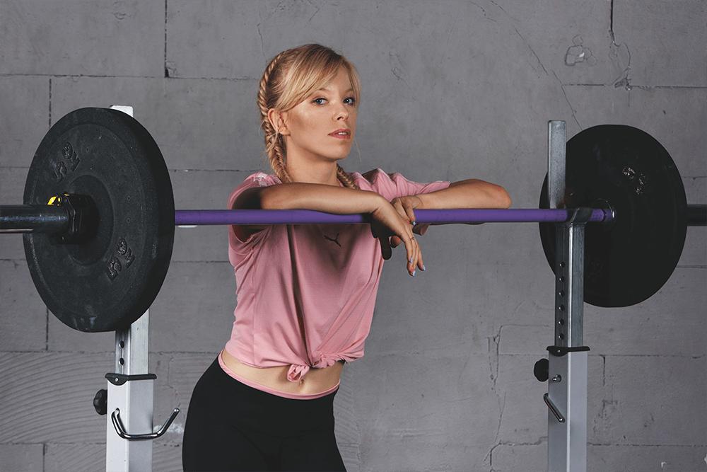 trening wzmacniający, Marta Hennig