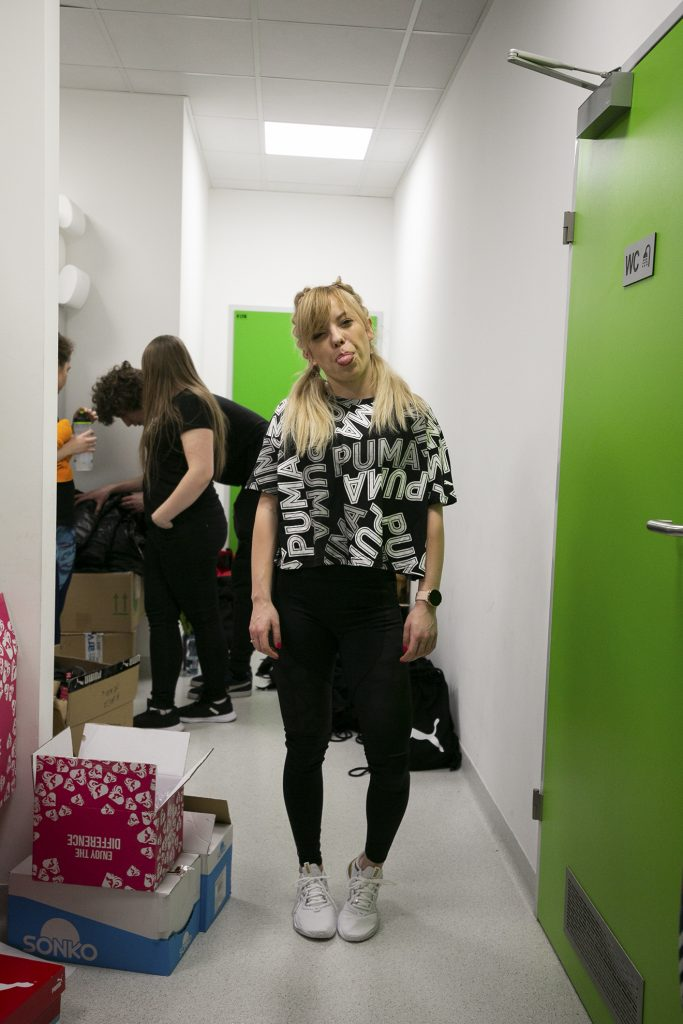 Codziennie Fit Tour, Marta Hennig