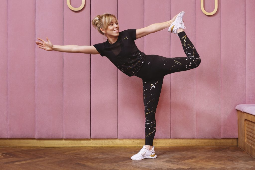 Marta Hennig, Codziennie Fit, trening