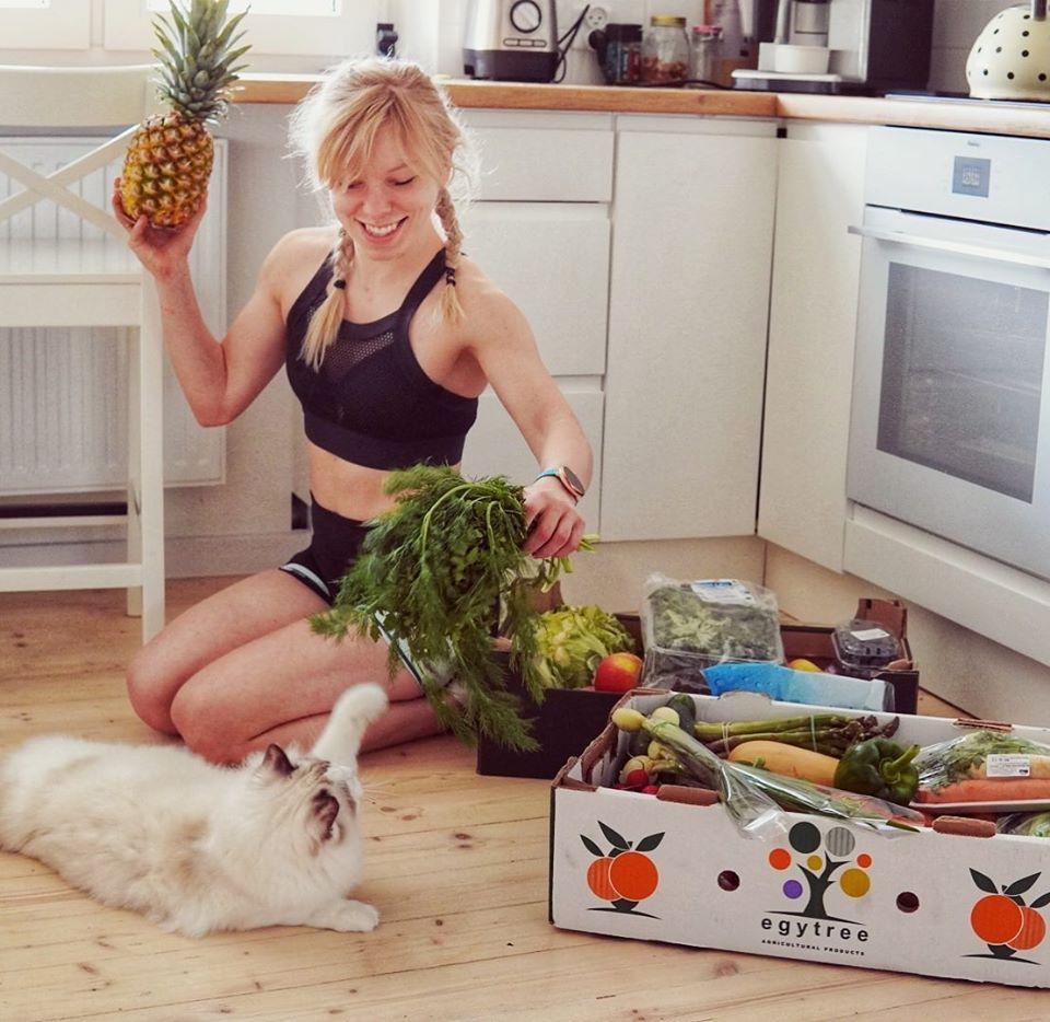 Marta Hennig, codziennie fit, warzywa, zdrowa dieta