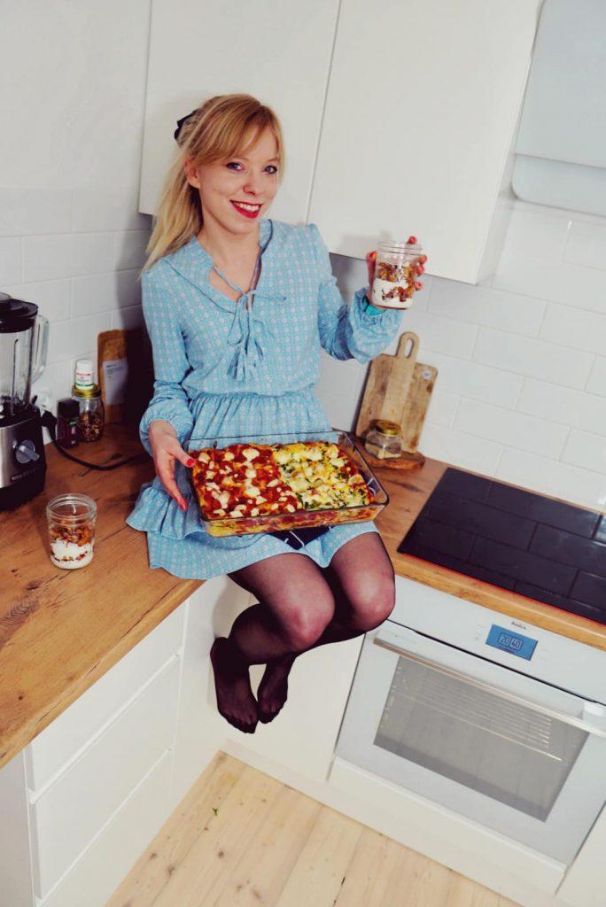 Marta Hennig, codziennie fit, zdrowe odżywianie