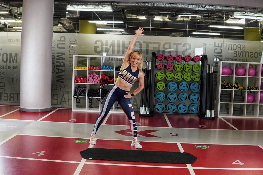marta Hennig, codziennie fit, plan treningowy