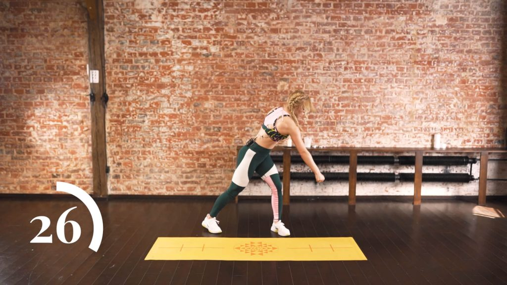 marta Hennig, codziennie fit, plan treningowy, ćwiczenia,