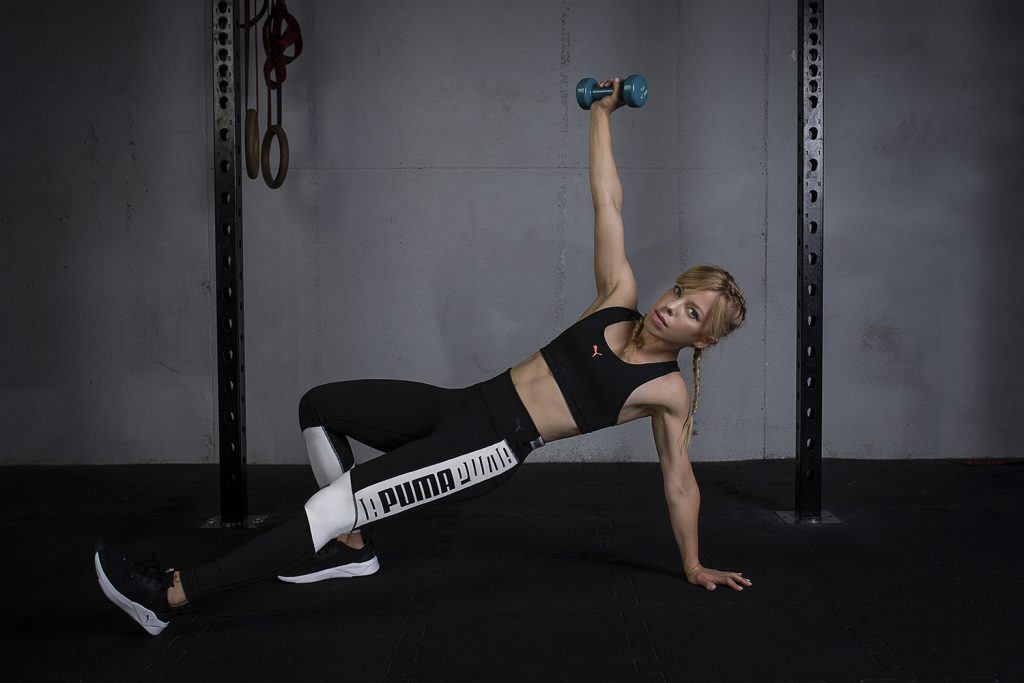 Marta Hennig, Marta Kruk, Codziennie Fit, wyzwanie treningowe Fit Jesień 2