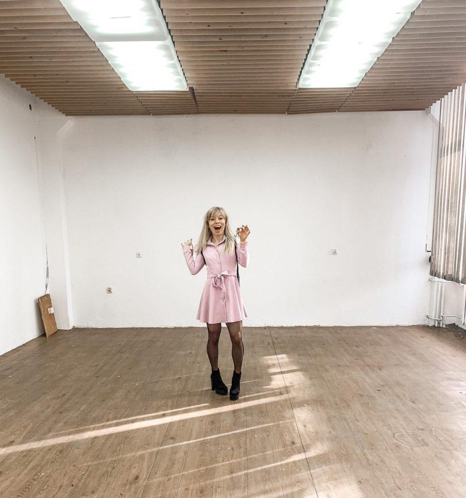 Codziennie Fit, Marta Kruk, studio