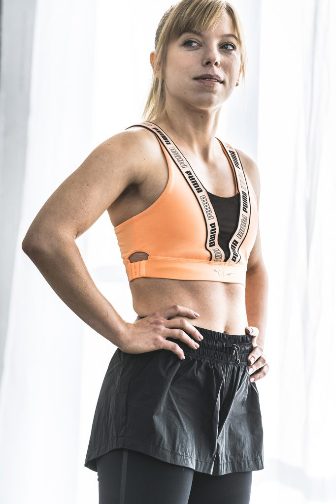 Marta Kruk, Codziennie fit, forma w 21 dni, wyzwanie treningowe, ćwiczenia
